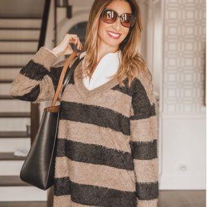 NWT BB Dakota Fuzzy Games Sweater